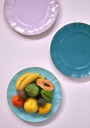 Porcelain Lunch & Cake Plate - Jade