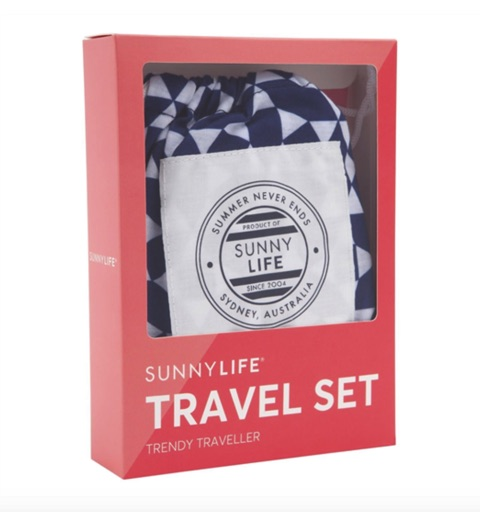 sunnylife travel set