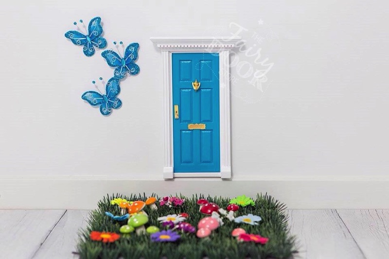 fairy door accessory   fairy grass