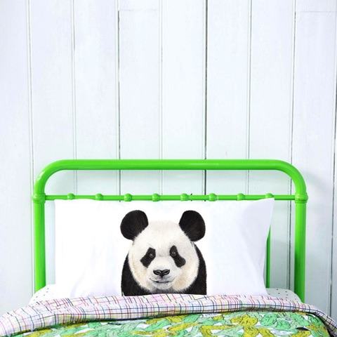 pongo panda pillow case