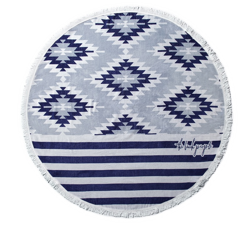 the roundie towel - the montauk