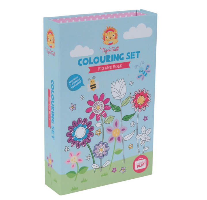 Colouring Sets - Big & Bold