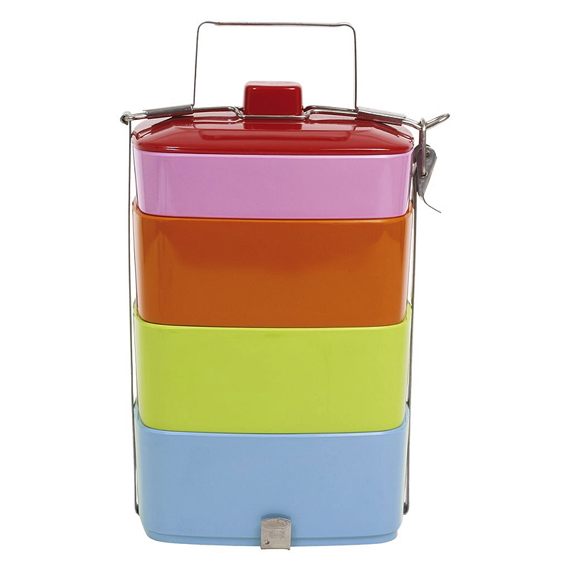 Melamine Lunch Box X-large