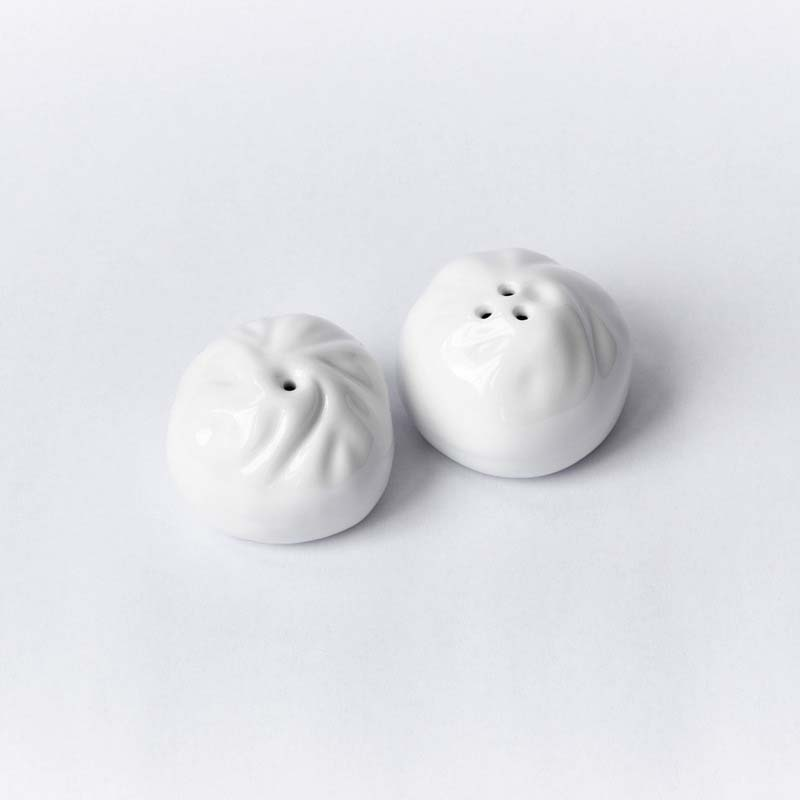 Baozi Salt & Pepper Shaker
