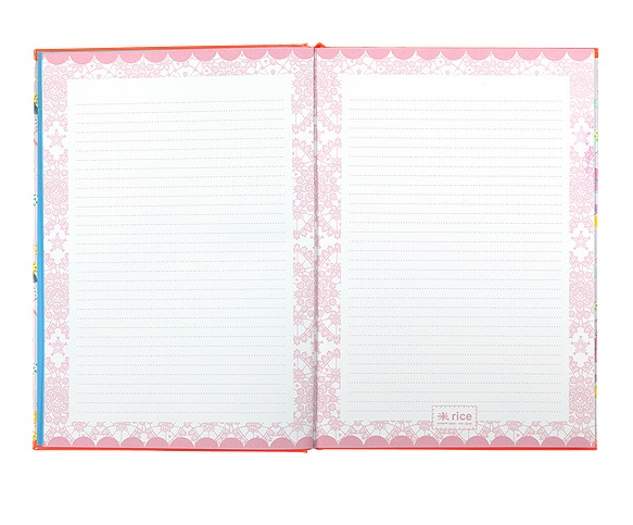 RICE A4 Notebooks