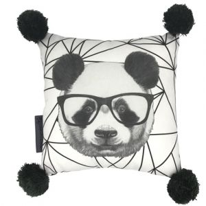 percival panda cushion