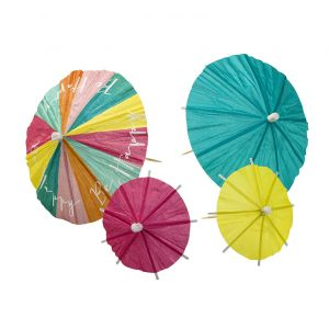 Happy Party Parasols