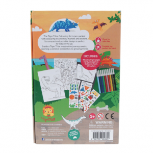 Colouring Sets - Dinosaur