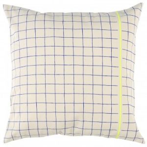 Cushion cover Gaston yellow 50
