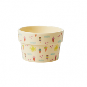 Melamine Ice cream cup