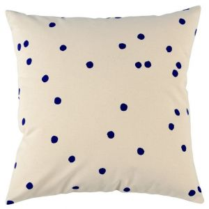 Cushion cover Odette Indigo