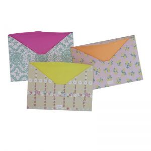 6 Envelopes in In Color We Trust Prints