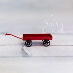 fairy door accessory  wagon