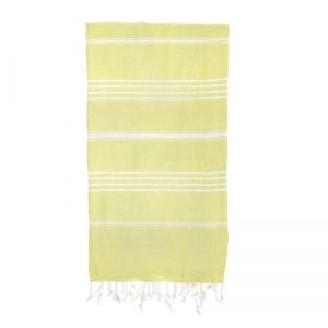 hammamas turkish towel - citrus