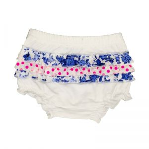 royal blue bloomers