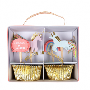 Meri meri - Unicorn Cupcake kit