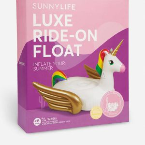 Unicorn Ride-on Float