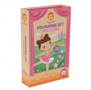 Colouring Sets - Ballet