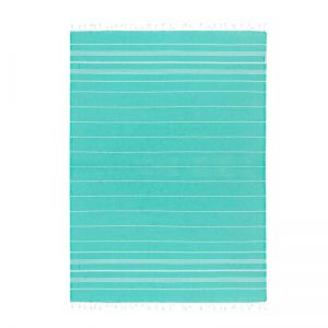 hammamas turkish towel - jumbo spearmint