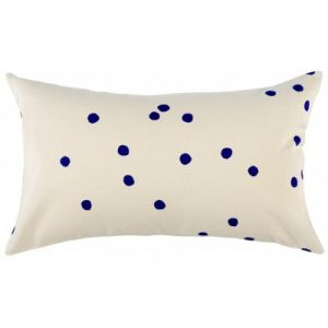 Cushion cover Odette Indigo 30